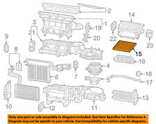 TOYOTA OEM 05-16 Tacoma-Cabin Air Filter 87139YZZ09