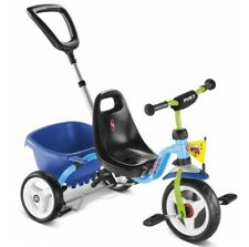Puky Dreirad CAT 1 S Fun Trike 2226 blau kiwi ab 2 Jahre bzw. 90cm