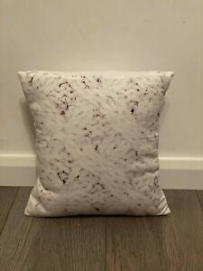 Yarn Braid Printed Pattern 30 cm x 30 cm Pillow Cover Cushion Cover