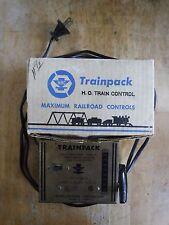 Vintage Trainpack Model 100 HO train control