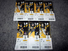 Pittsburgh Penguins vs Florida Panthers TICKET STUB 3-5-19 Game 32 Cullen 1,500