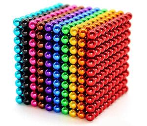 216PCS Magnetic Metal Bead Ball Tin 3/5MM Seller Best Gift Iridescent