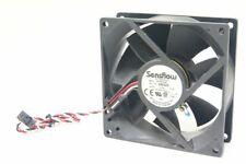 Delta Electronics Sensflow EFC0912BF Dell P/N 4W022 Dc Brushless 92mm Fan
