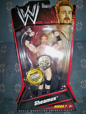 WWE Sheamus ACTION FIGURE WITH BELT 1 OF 1000 BY MATTEL - 1/1000 Series 7