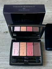 Dior Coral Eyeshadow Palette 002 Coral Colour Gradation Couture Nuance