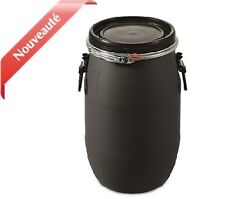 Fass RHQ infinity Serien 60L 2 Griffe, für Fermenter Tee Kompost belüftet