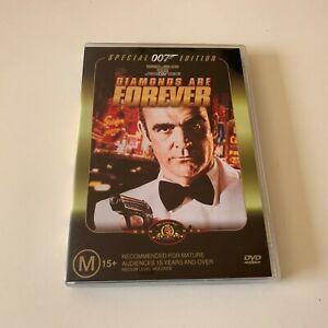 Diamonds Are Forever - James Bond DVD