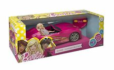 Barbie Remote Control Car Toy RC Girl Convertible Vehicle for Barbie Doll Figure
