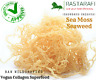 Rastarafi® Whole Leaf Irish Sea Moss 4 Oz | Raw WildCrafted Superfood
