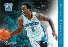 2012-13 Prestige #3 Al-Farouq Aminu New Orleans Hornets NM Basketball Single NBA