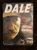 Dale Earnhardt Sr DVD 6-Disc Set Collectible Tin NEW Narrated by paul newman !!!