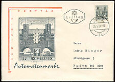 Austria 1964, 50g Definitive FDC First Day Cover #C26042