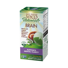 Host Defense MycoBotanicals Brain 60 Vcaps Exp 2020 8629