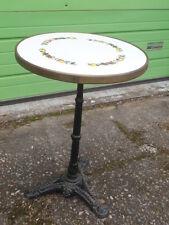 TABLE BISTRO EMAIL VERITABLE MAISON JARDIN NEUVE FRUITS QUALITE FABR. EN FRANCE