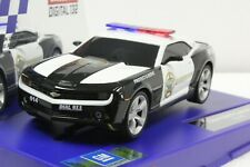 CARRERA 30756 DIGITAL 132 CHEVY CAMARO SHERIFF NEW 1/32 SLOT CAR IN DISPLAY CASE