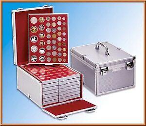 Lindner 2358 Boxen-Koffer Aluminium