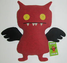 CRAZY RARE!! Red 2007 UGLYCON TOKYO EXCLUSIVE ICE-BAT Uglydoll!! ONLY 25 EXIST!!