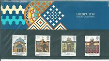Go-présentation packs - 1990-Europa-Glasgow-ville de culture