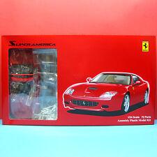 Fujimi 1/24 Ferrari 575M Superamerica (Maranello convertible) model kit #12273