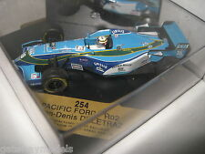 1.43 ONYX F1 PACIFIC FORD PRO2 JEAN -DENIS DELETRAZ #16 GREAT LOOKING MODEL CAR