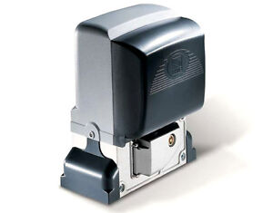 Came BX-246 motor with built-in ZD2 control board for sliding gates up to 600 kg