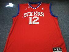ADIDAS REVOLUTION 30 NBA PHILADELPHIA 76ERS EVAN TURNER JERSEY SIZE XL
