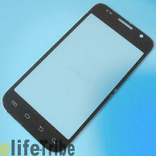 Front Glass Outer Lens Screen Cover for Samsung T-Mobile Galaxy S 4G T959V Black