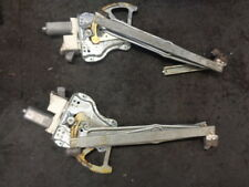 2004 TOYOTA AVENSIS 1.8 VVT-i T3-X 5DR PAIR OF FRONT WINDOW REGULATORS