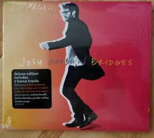 Josh Groban Bridges Deluxe 2 Bonus Tracks Album Sealed and Brand New