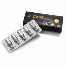 Authentic Aspire BVC Clearomizer Replacement Coil 1.6ohm 1.8ohm, 2.1ohm 5Pcs