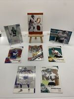 2016 Panini Booker Relic Jersey Card Mosaic Rodgers Brown Rookie Card RC NFL Lot