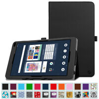 "For Barnes & Noble Nook 10.1"" BNTV650 Tablet Case Folio Cover Auto Wake/Sleep"