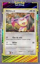 Skitty - Platine - 93/127 - Carte Pokemon Neuve Française