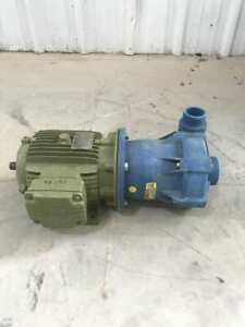 """Serfilco P-51-1262-HS Magnetic Coupled Pump 2 1/4"""" Ports W/ 3PH 3HP Electric..."""