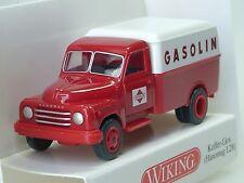 Wiking Hanomag L28 GASOLIN, Koffer - 0345 48 - 1/87