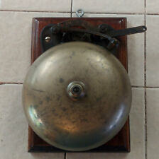 Vintage Brass, Cast Iron Boxing Bell