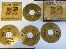 Wagner Badisch Staatskapelle Gotterdammerung Box Set 4 CD W BKLET 5028421996295