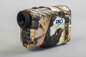 PAO®-Professional Airgun Optics Solar Powered Camo-Coated Laser Range Finder