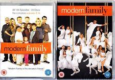 MODERN FAMILY COMPLETE SEASON 1-7 DVD BOXSET R4  1 2 3 4 5 6 7
