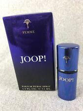 JOOP! Femme REINES PARFUM 7,5 ml Purse  Spray echte Rarität NEU