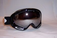 New Oakley SNOW GOGGLES A Frame™ 2.0 PRIZM™ 59-746 BLACK/BLACK MIRROR 7044