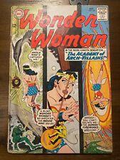Wonder Woman # 141 - 1963 - Nice Copy! DC Comics
