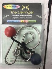 The Derringer Puzzle Master Level 10