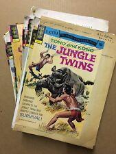 The Jungle Twins (Les jumeaux de la jungle) - Lot archives - BE