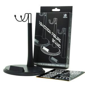 UK 1/6 Scale Action Figure Base Display Stand PVC Toys Adjustable U-Type Frame