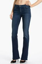 """LADIES TED BAKER """"TIPE"""" BLUE BOOT CUT JEANS TROUSERS BNWT UK 34L /3 RRP £80.00"""