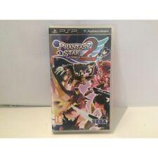 Phantasy Star Portable 2 Sony PSP Pal