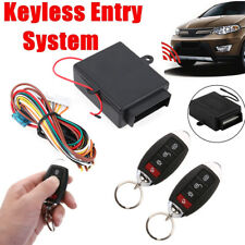 Car Alarm Auto Remote Central Door Lock Locking Vehicle Keyless Entry System Kit
