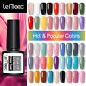 LEMOOC 8ml Nail Gel Polish Soak Off UV LED Gel Varnish Long Lasting Nail Gel