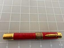 Judd's Very Nice Delta Gladiator Limited Edition Fountain Pen w/18kt. Gold F Nib